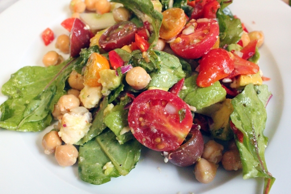 garbanzo bean salad